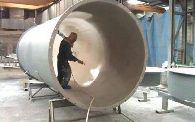 ARC S7 – Exhaust Scrubber Installatie