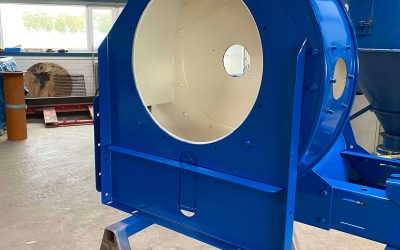 ARC S7 – Ventilatorkast